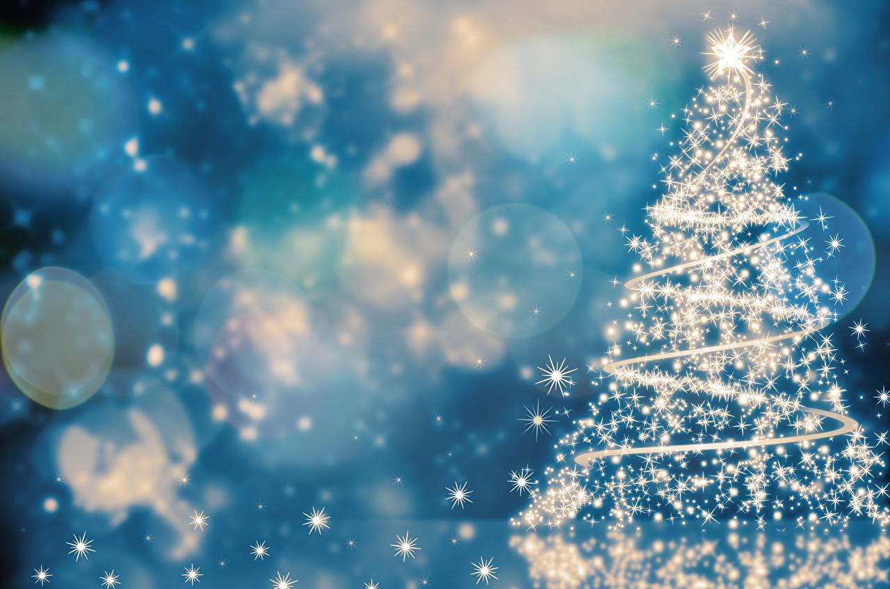 壁紙 祝日 新年 クリスマスツリー 3dグラフィックス ダウンロード