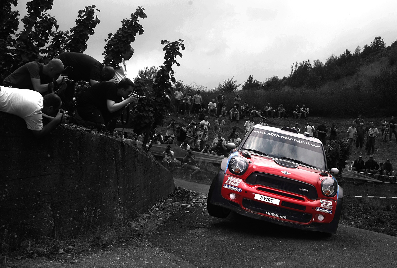 Image Mini Red sports Front automobile Sport athletic Cars auto
