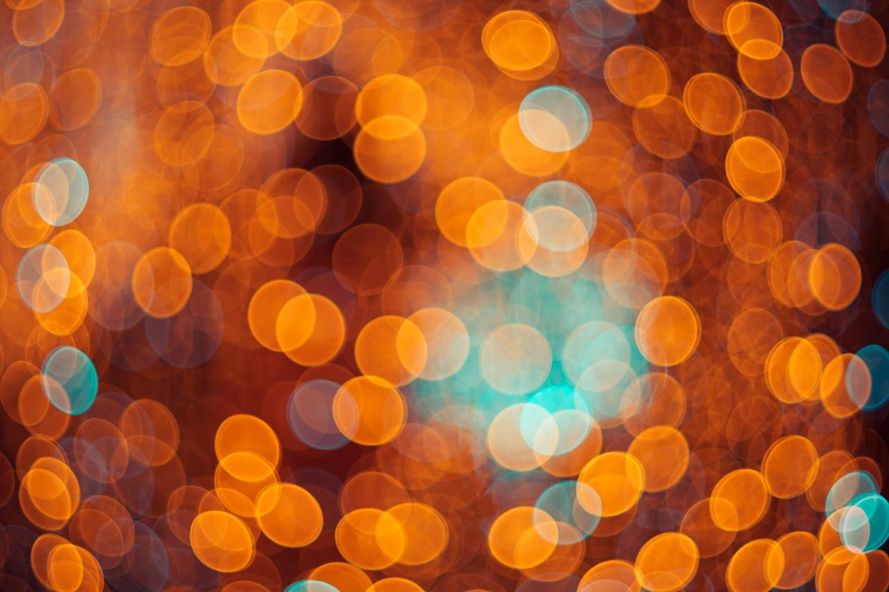 Foto Textur cirkel Orange Cirklar