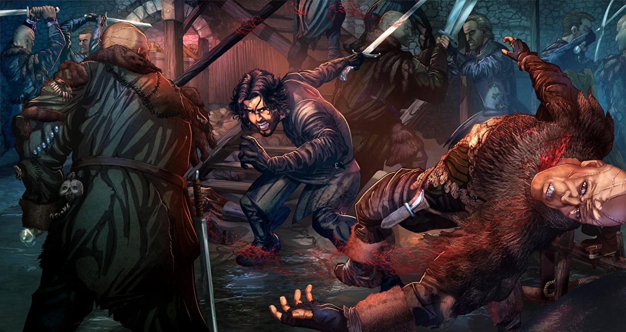 Desktop Wallpapers Game Of Thrones Men Warrior Movies 1280x679