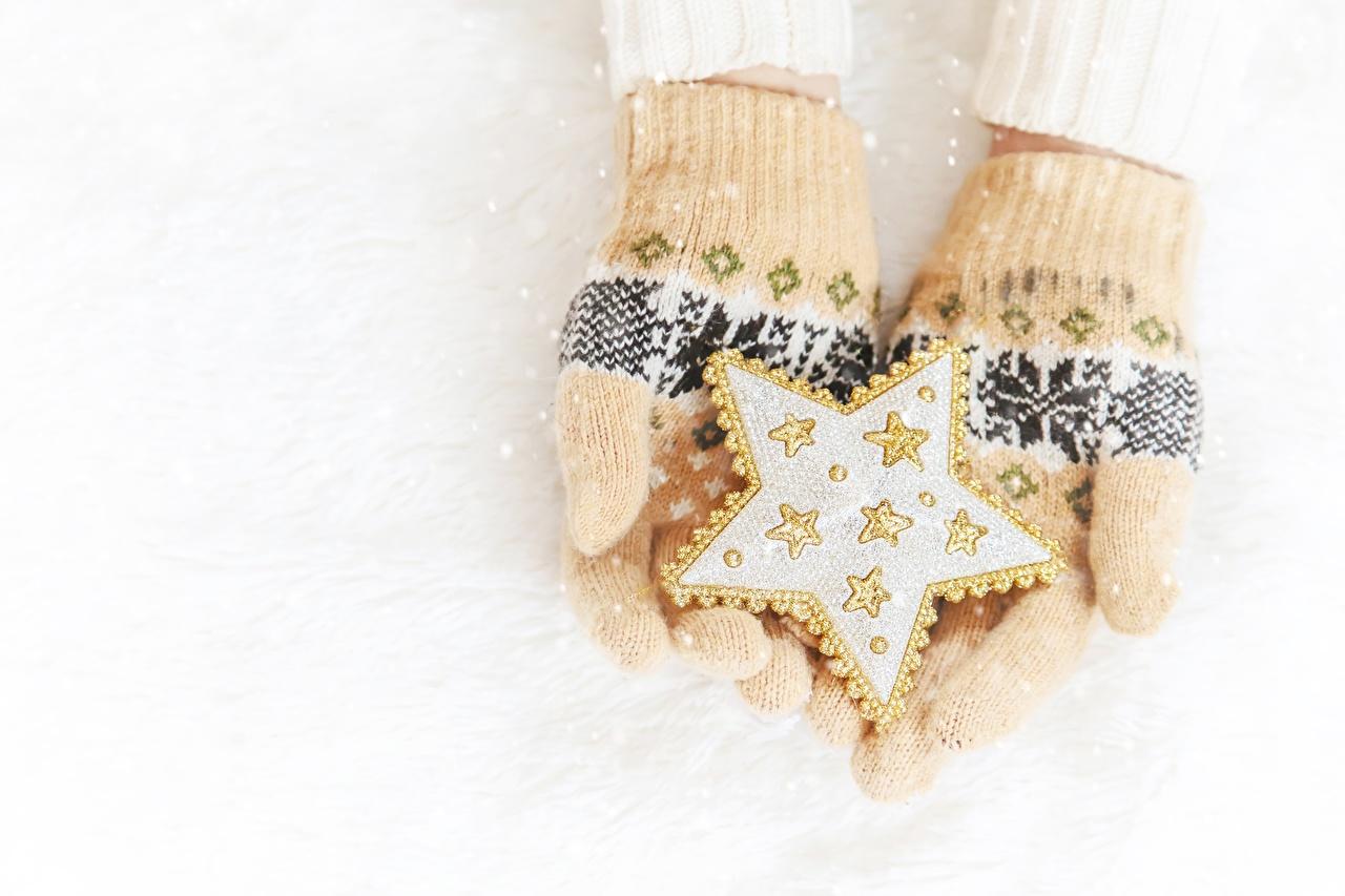 Wallpaper Star decoration Glove Hands little stars