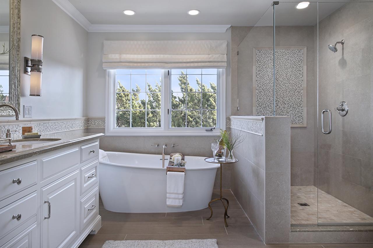 Hintergrundbilder Badezimmer Innenarchitektur Fenster Design