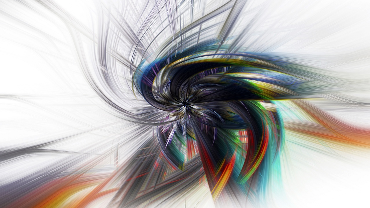 Image 3D Graphics Abstraction Abstract art
