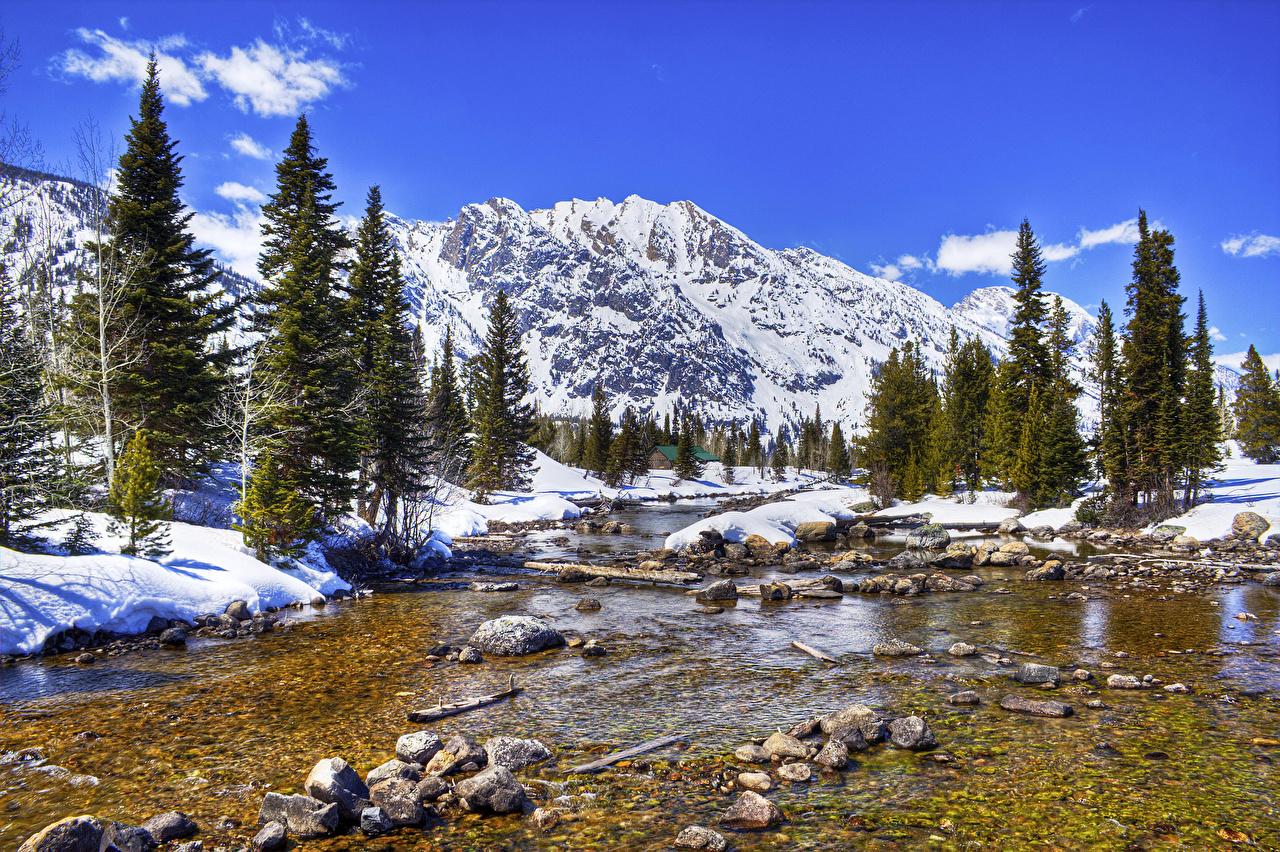 Fonds D Ecran Photographie De Paysage Usa Parc Montagnes