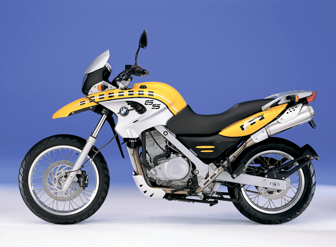 Photo BMW - Motorcycle Motorcycles Side motorcycle