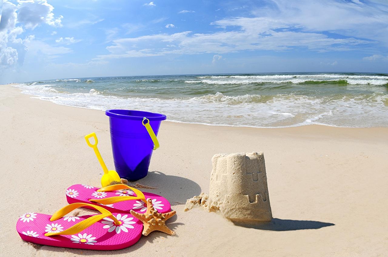 、海岸、海、ビーチ、砂、地平線、砂浜、自然、