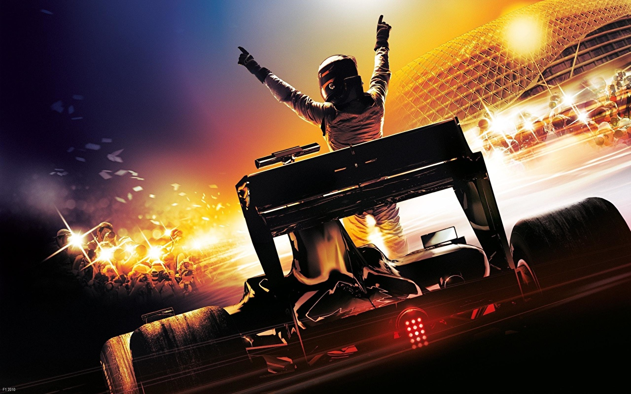 Hintergrundbilder F1 2010 Spiele