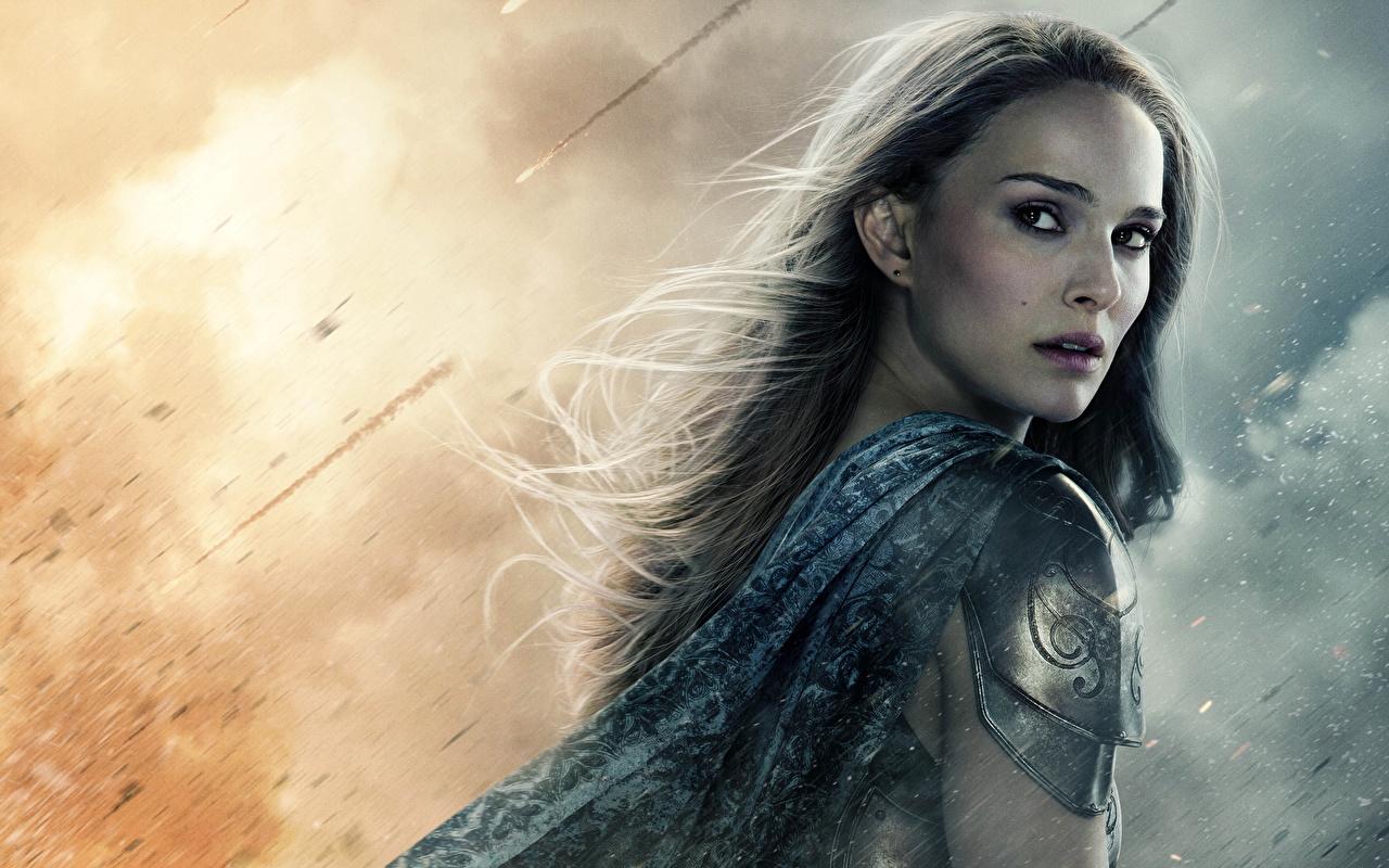 Images Thor: The Dark World Natalie Portman Girls Movies Celebrities female young woman film