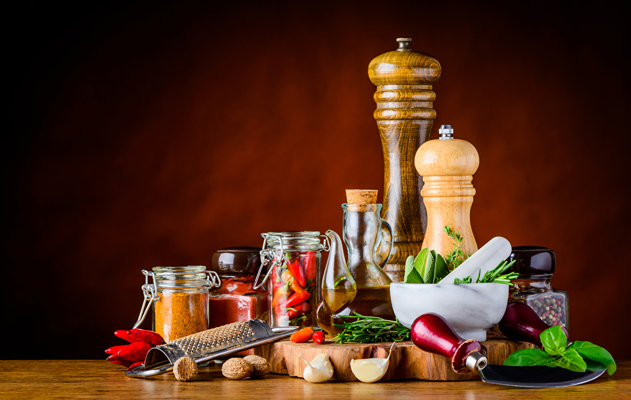 Images Chili pepper Jar Allium sativum Food Seasoning Nuts Garlic Spices