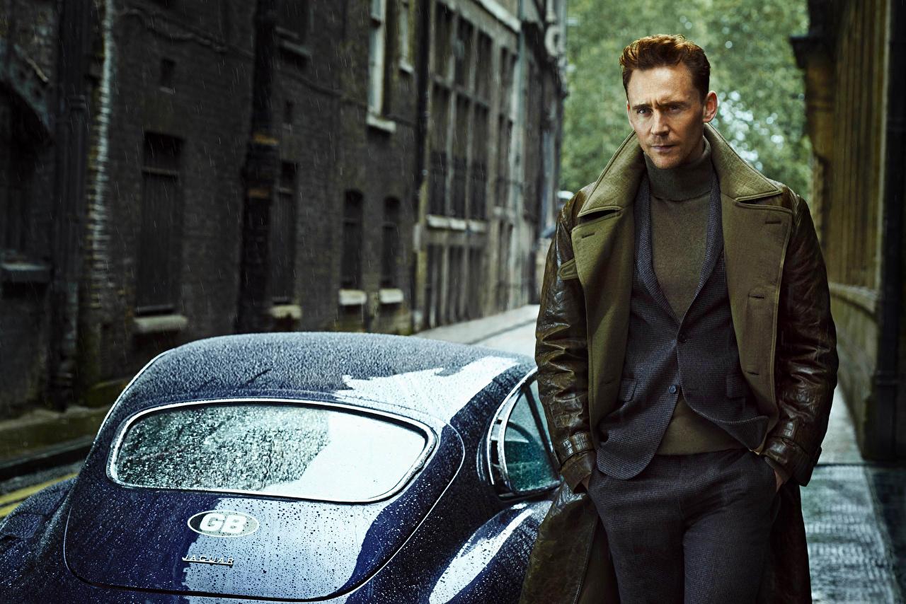 Picture Tom Hiddleston Men Suit Celebrities Man