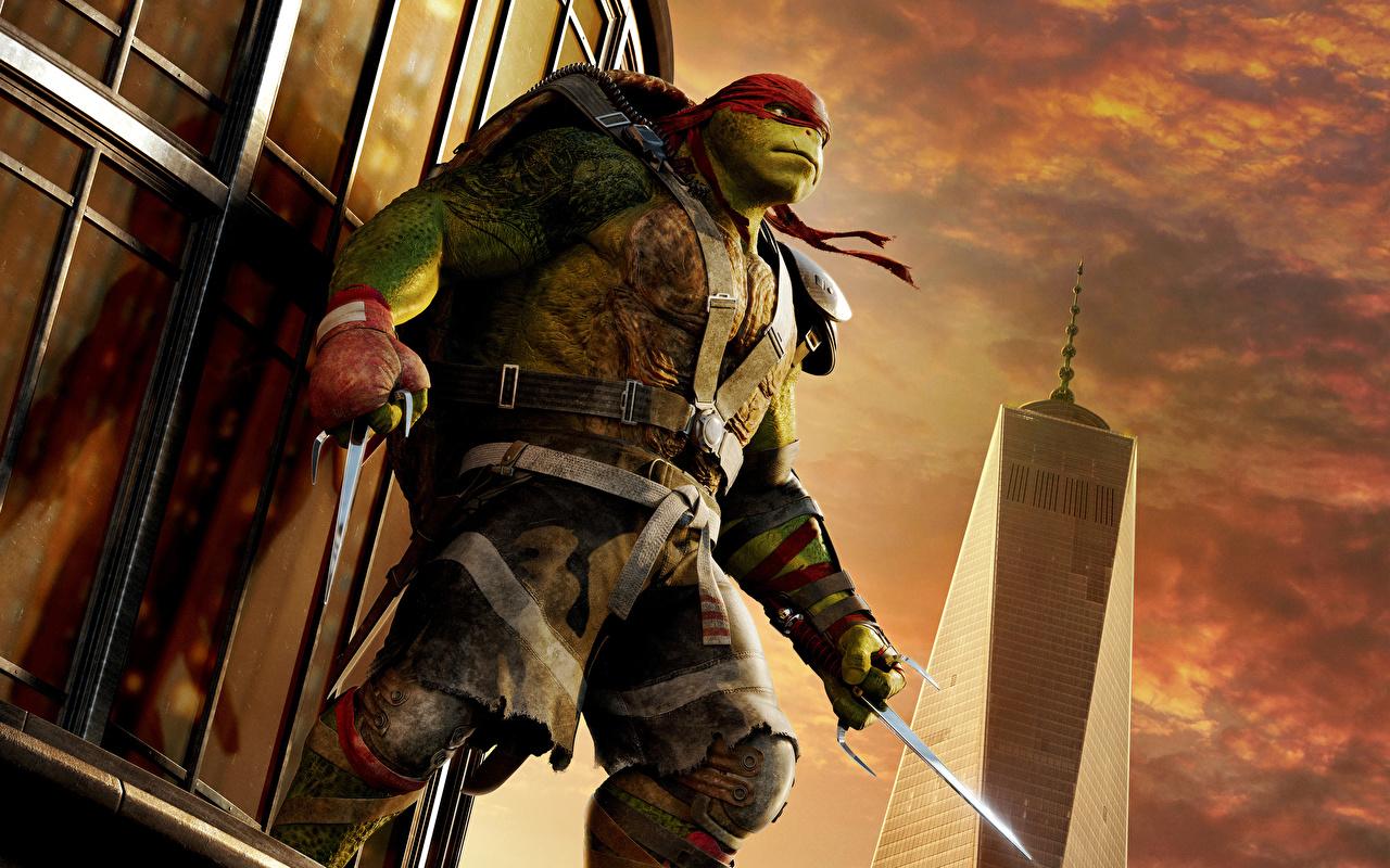 Photo Teenage Mutant Ninja Turtles 2014 Warrior Movies Masks