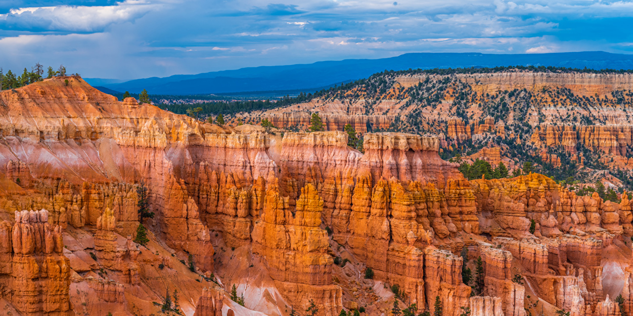 Foto Vereinigte Staaten Bryce Canyon National Park Natur Felsen USA canyons Parks
