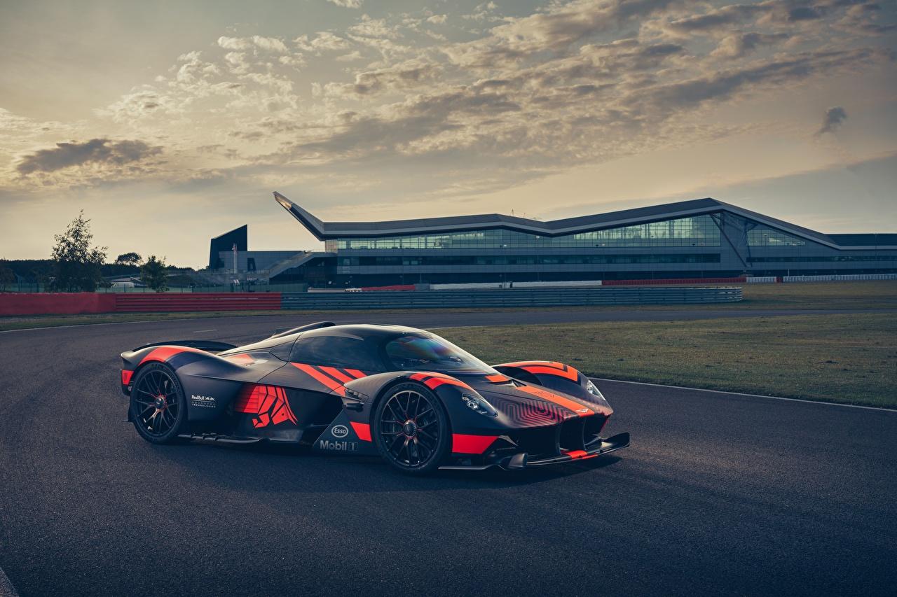 Fondos De Pantalla Aston Martin Valkyrie Red Bull Racing Coches Descargar Imagenes