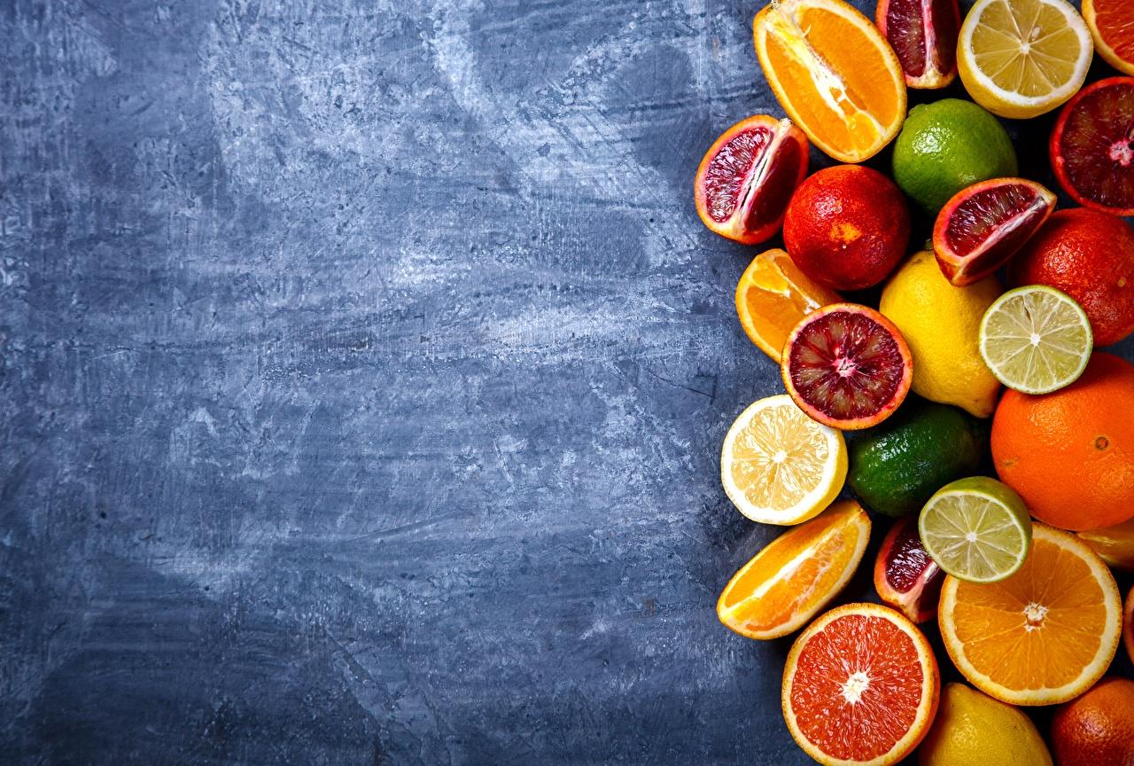 Image Grapefruit Orange fruit Lemons Food Citrus
