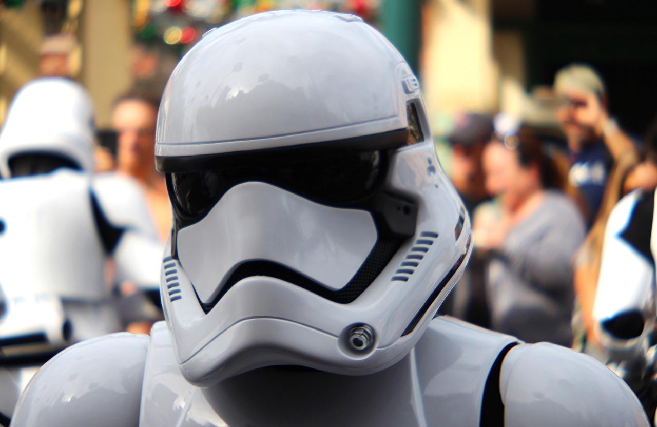 Images Star Wars Movies Clone Trooper Helmet Cosplayers Closeup