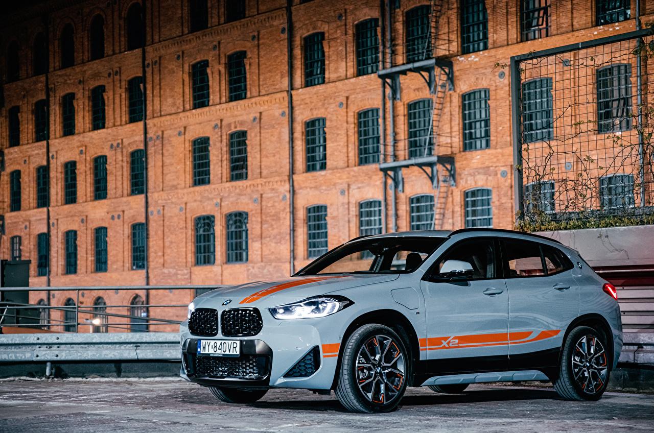 ,BMW,2021 X2 xDrive25e M Mesh Edition,跨界休旅車,灰色,金屬漆,汽车,