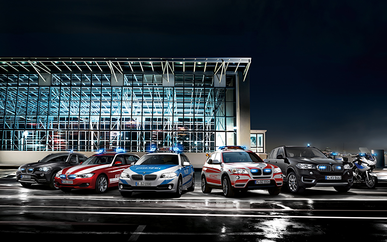 Image BMW Tuning auto Many Cars automobile