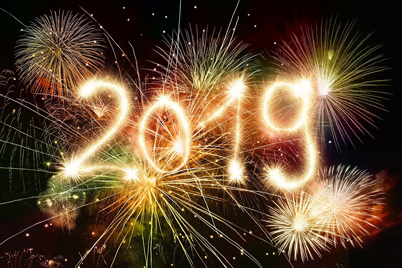 Pictures 2019 Fireworks Christmas