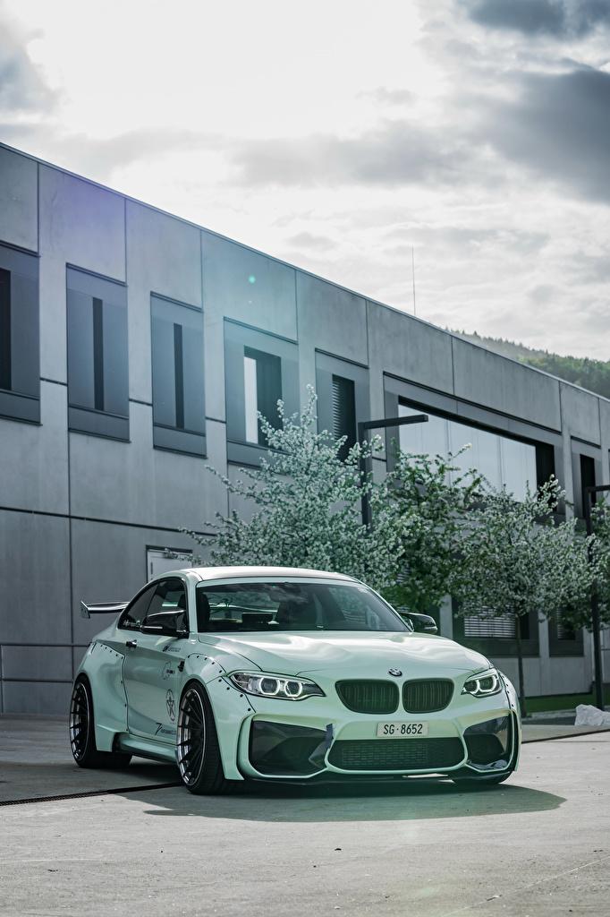 Photos 2018 Z-Performance BMW M2 Metallic automobile  for Mobile phone Cars auto