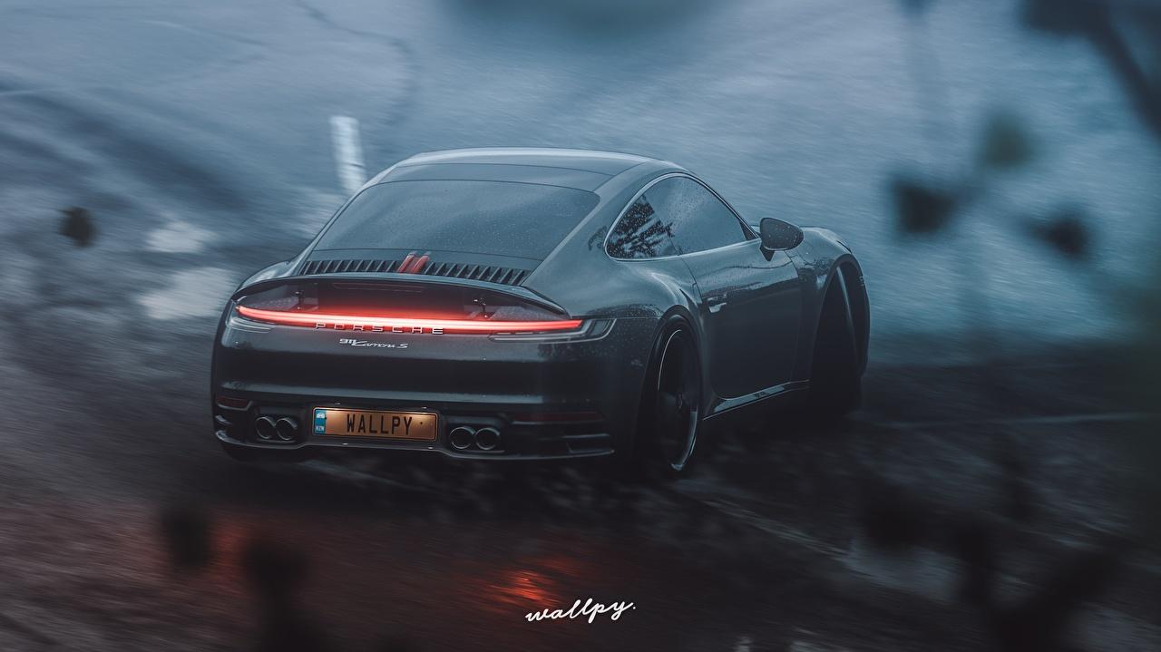 Fondos De Pantalla Porsche Forza Horizon 4 911 Carrera S By