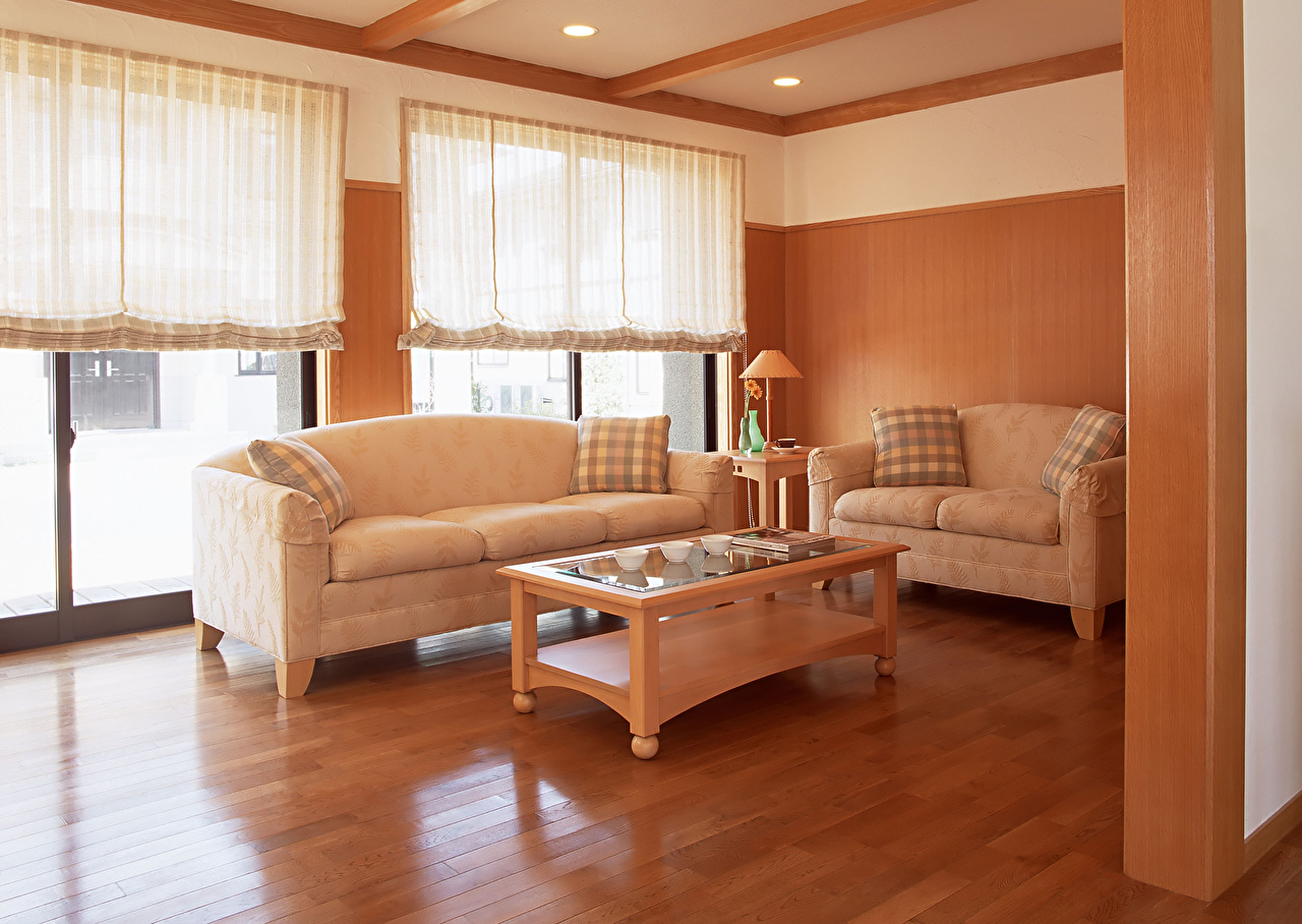 壁紙、インテリア、デザイン、居間、ソファ、テーブル、ダウンロード、写真