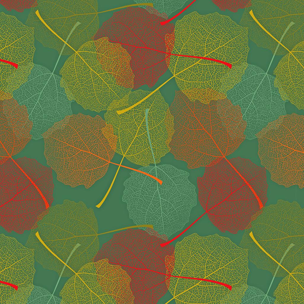 、テクスチャー、秋、木の葉、、