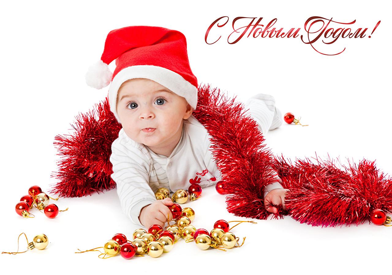 Feriados Ano-Novo Bebê Chapéu de inverno Ver criança Crianças