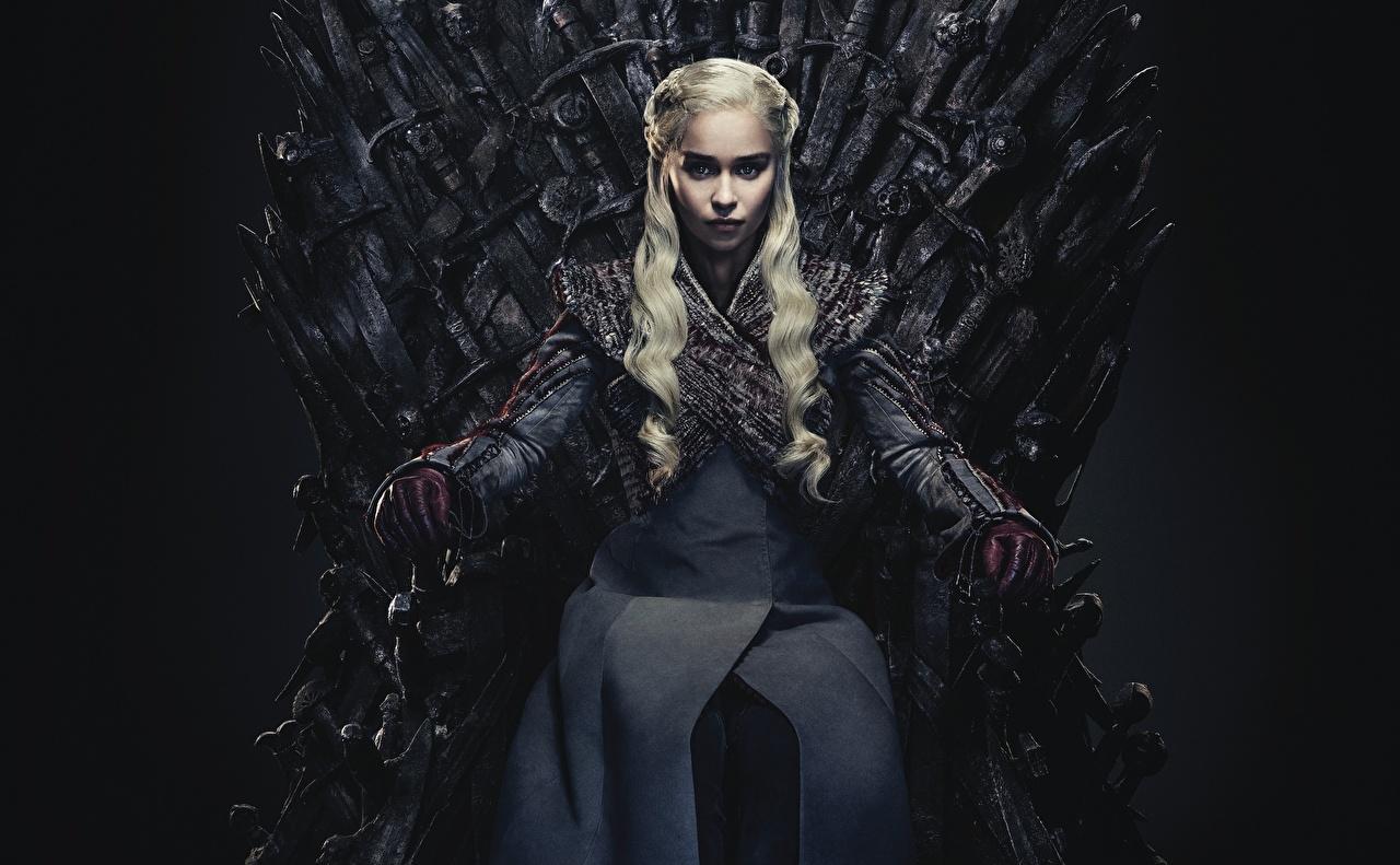 壁紙 ゲーム オブ スローンズ エミリア クラーク Daenerys