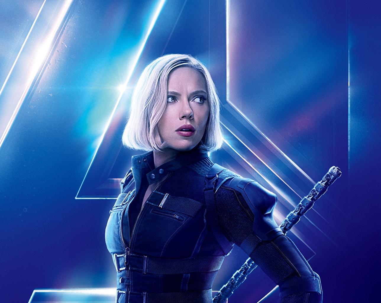 壁紙 Avengers Infinity War スカーレット ヨハンソン 映画