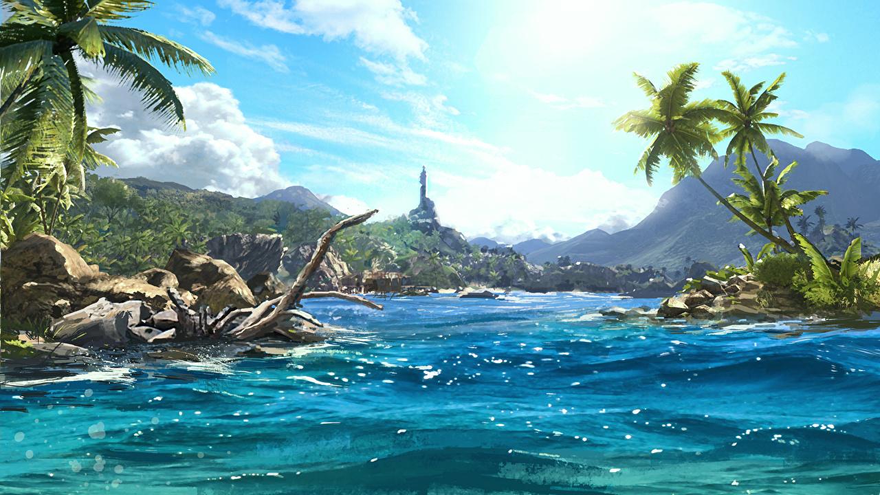 Fondos De Pantalla Far Cry Far Cry 3 Mar Agua Zona