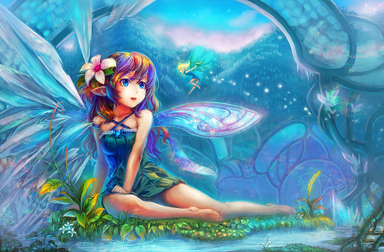 Image Magic Fairies Fantasy
