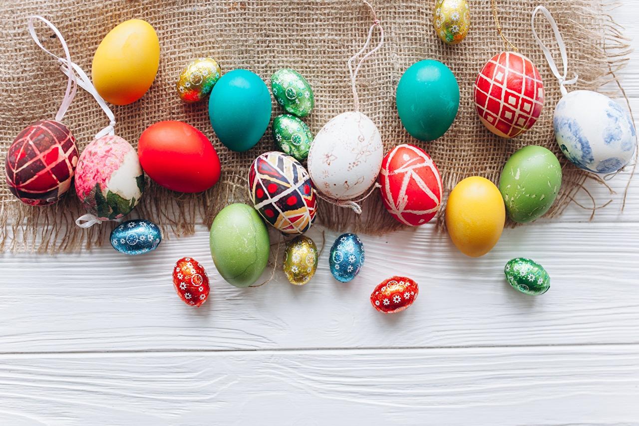 Image Easter Multicolor egg Eggs
