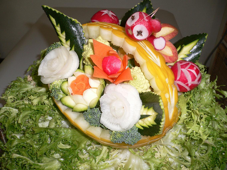 Wallpaper rose Radishes Melons Food Vegetables Design Roses
