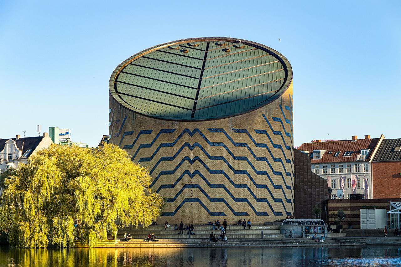 Images Copenhagen Denmark Saint Joergens, planetarium Lake Cities