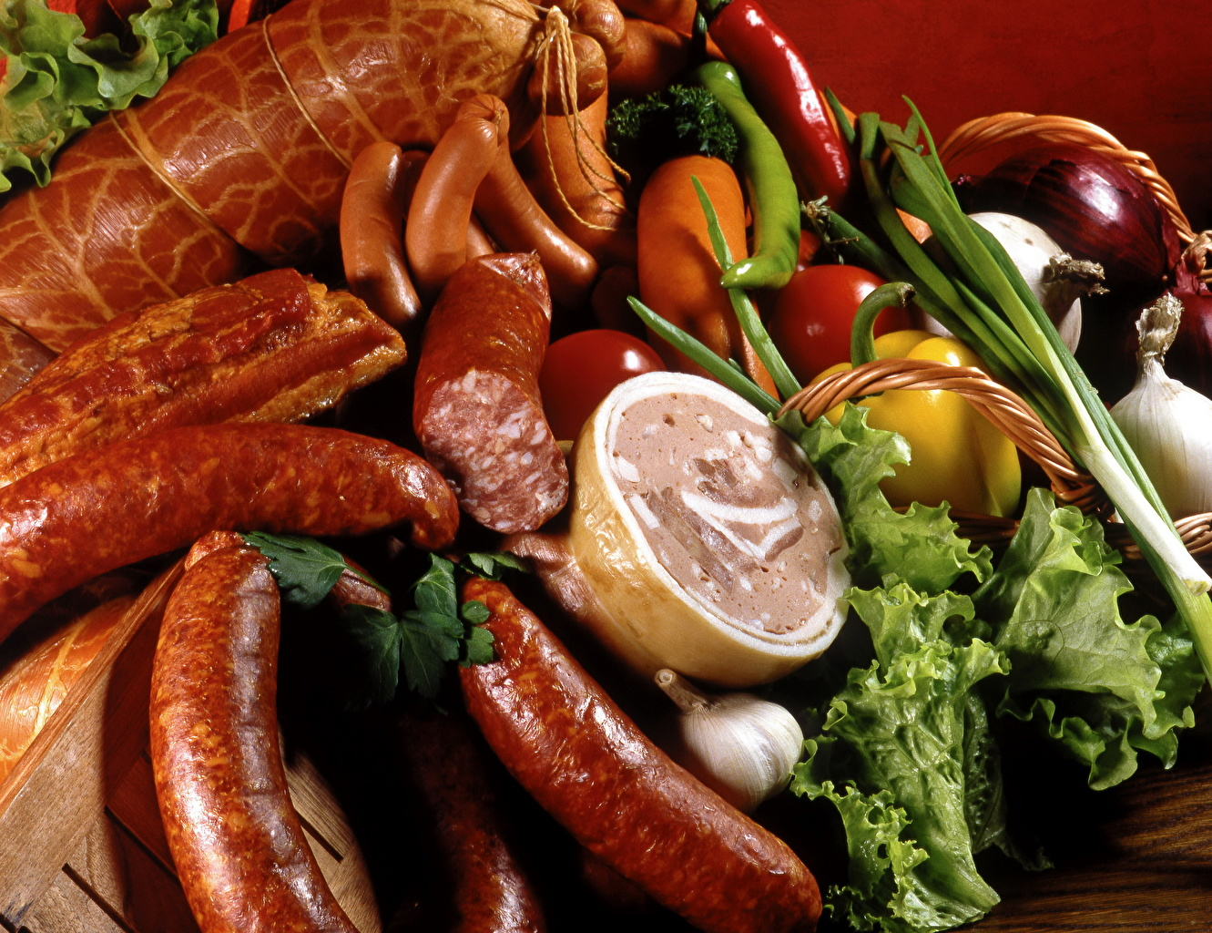 Image Sausage Food Meat products