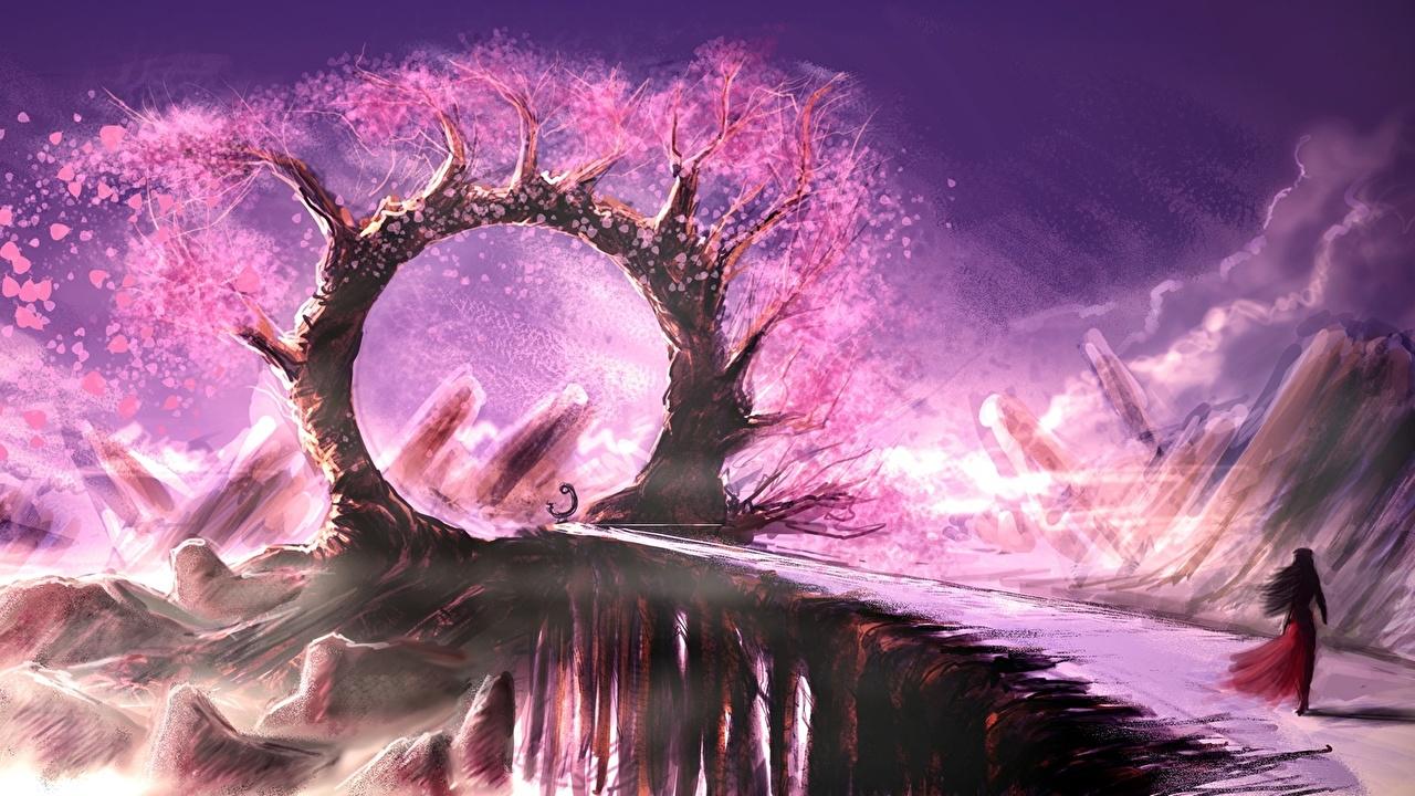 壁紙 幻想的な世界 ファンタジー ダウンロード 写真