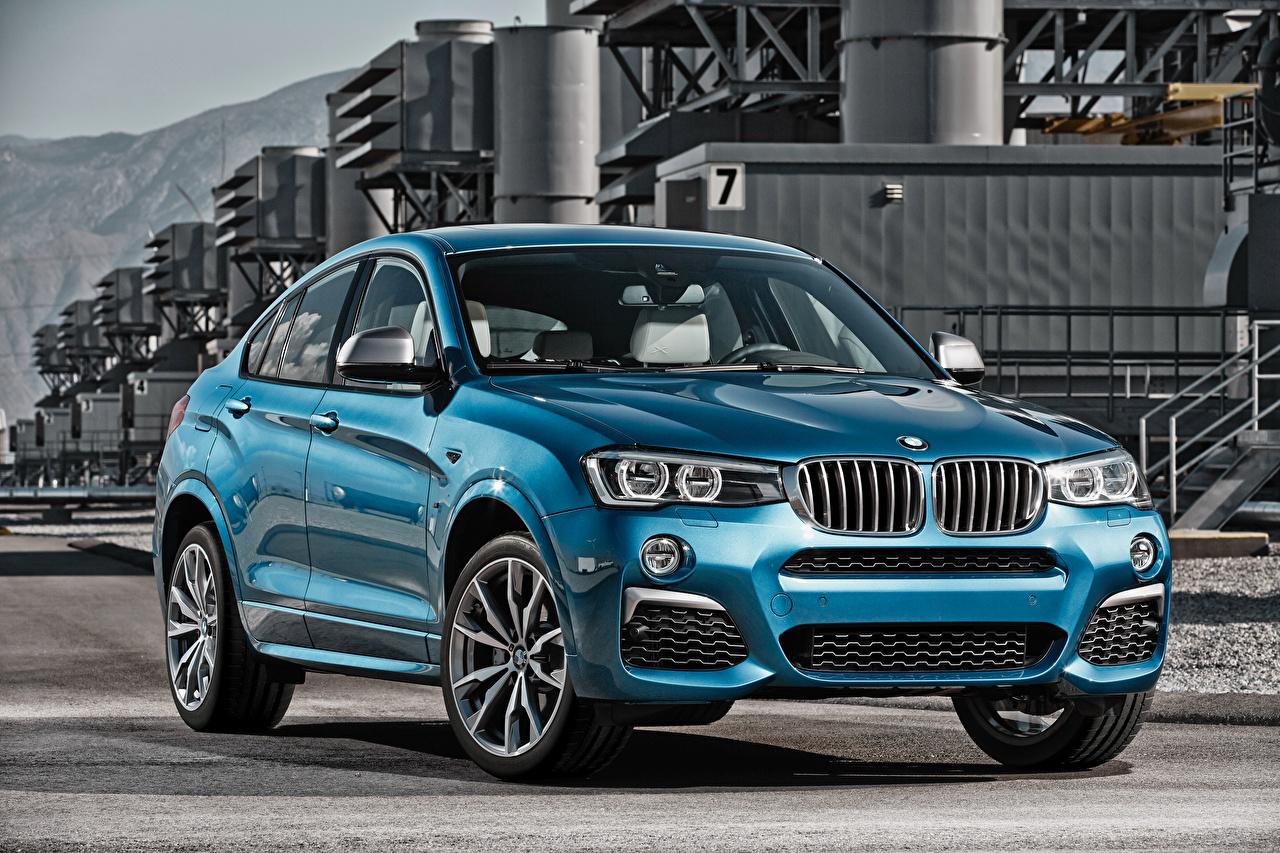Images BMW X4 M40i 2015 auto Cars automobile