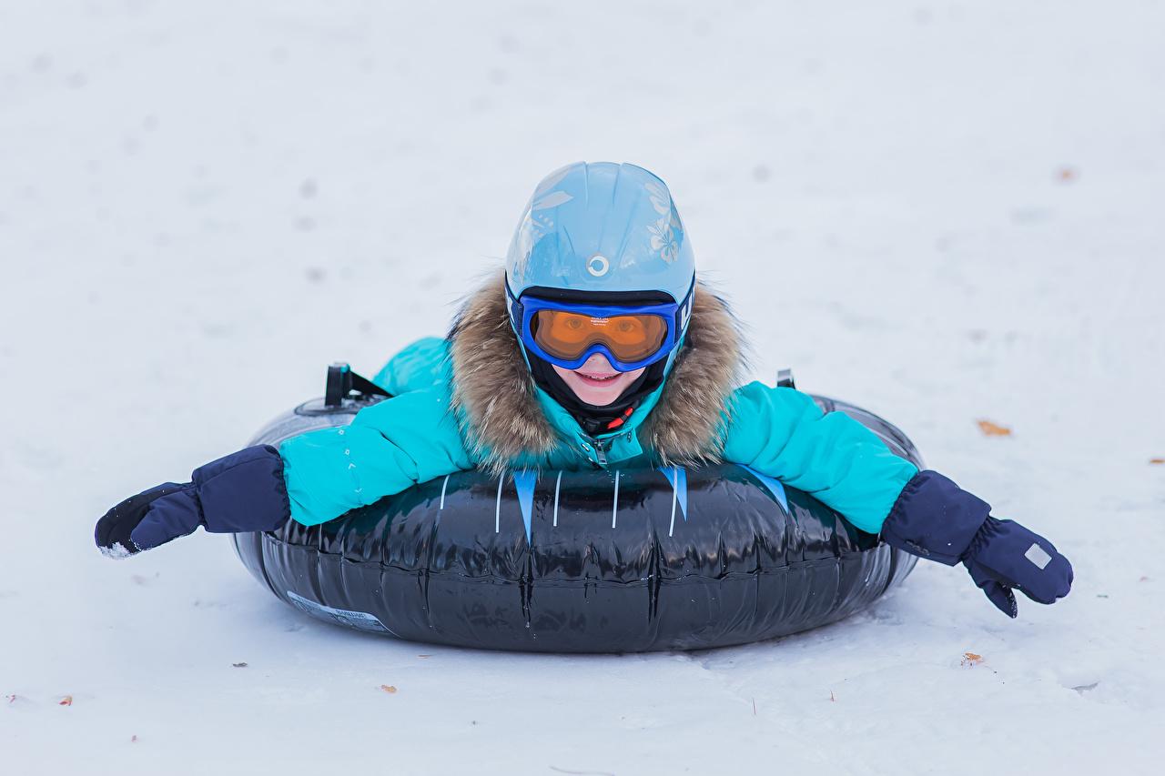 Bilder Junge Helm Kinder Winter Hand Brille
