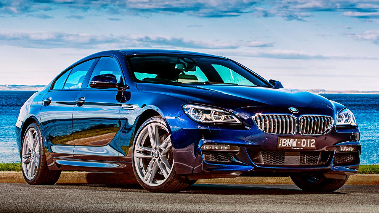 Photos BMW 2015 6-Series 650i M6 Gran Coupe Sport AU-spec F06 auto Cars automobile