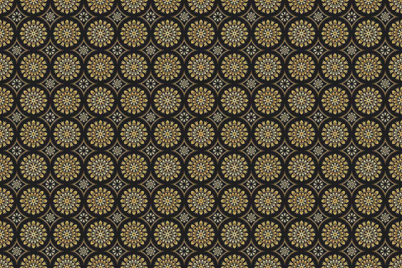 Bilder Textur Tracerie Kreis Ornament Kreise