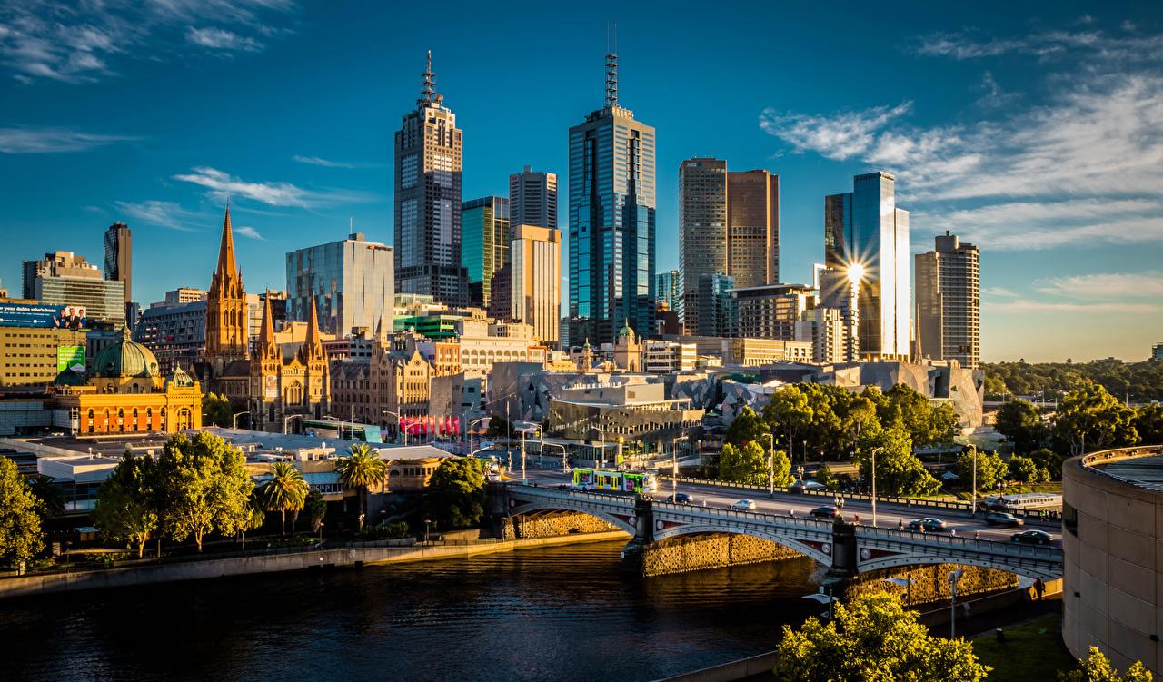 Обои австралия. Города foto 9