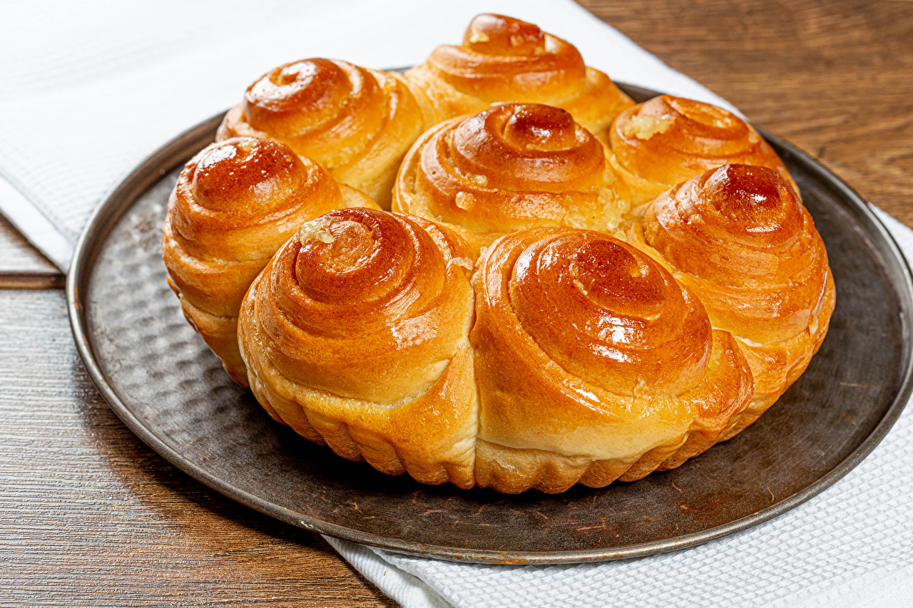 Images Buns Food baking Pastry