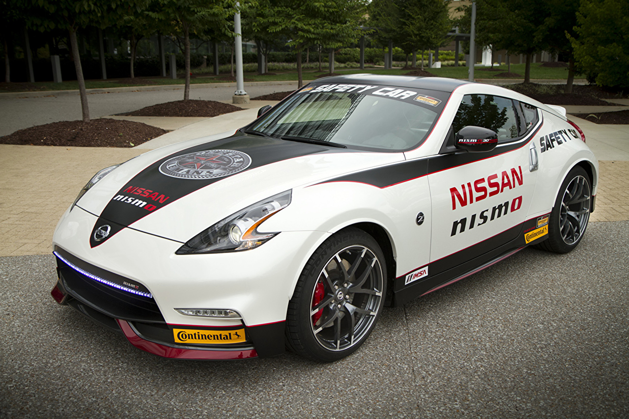 Image Nissan Tuning 2015 370z Nismo White Cars