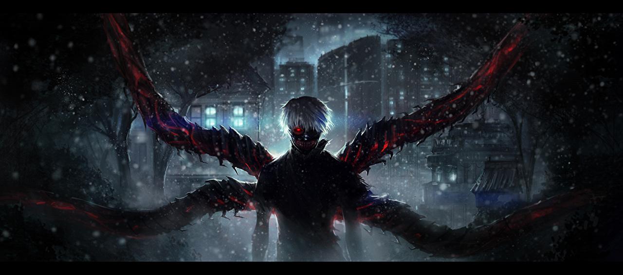 Fonds d'ecran Tokyo Ghoul Ken Kaneki Anime télécharger photo