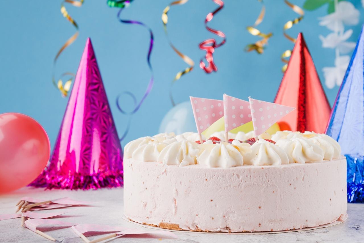 Picture Birthday Cakes Food Torte