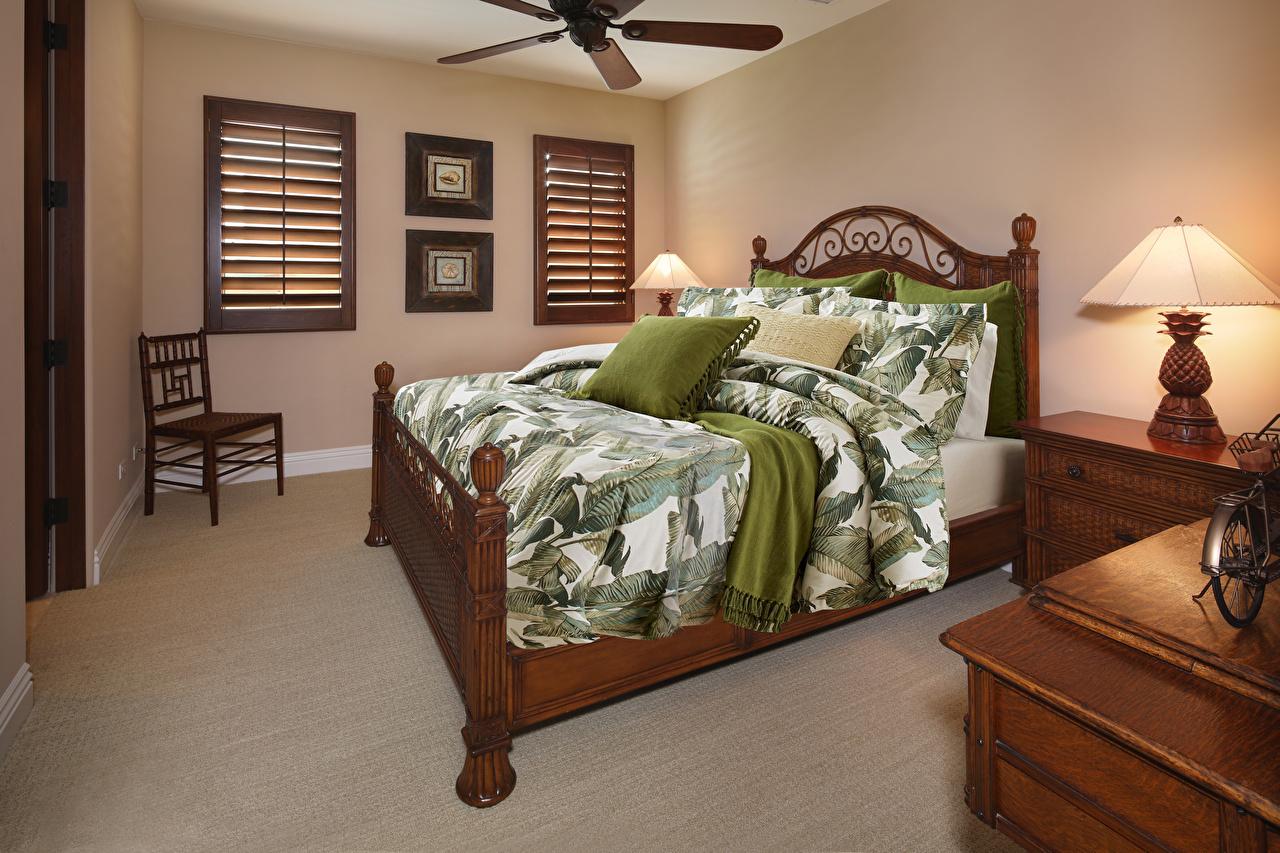 ,室內,设计,臥房,床,灯,,