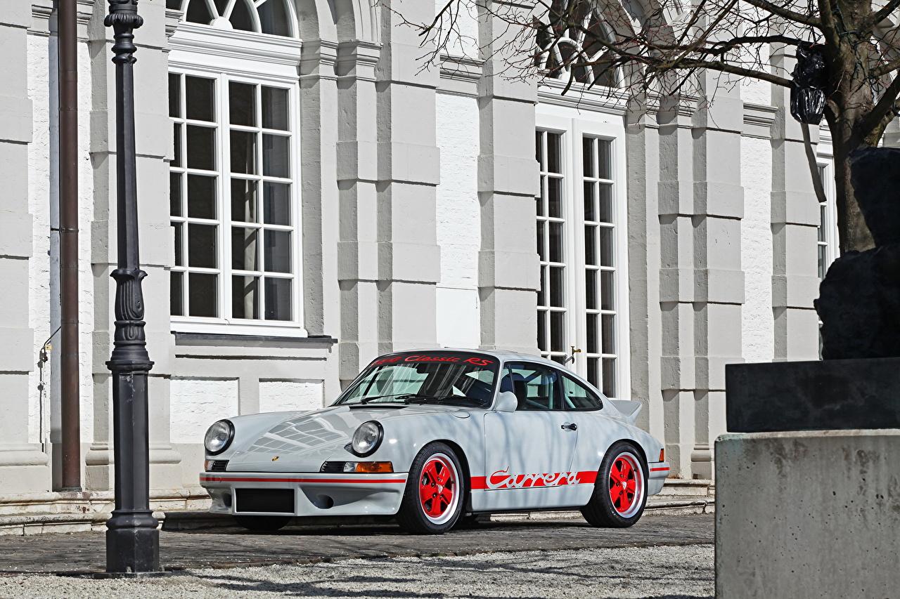 Fondos De Pantalla Porsche 2013 911 964 Carrera Blanco
