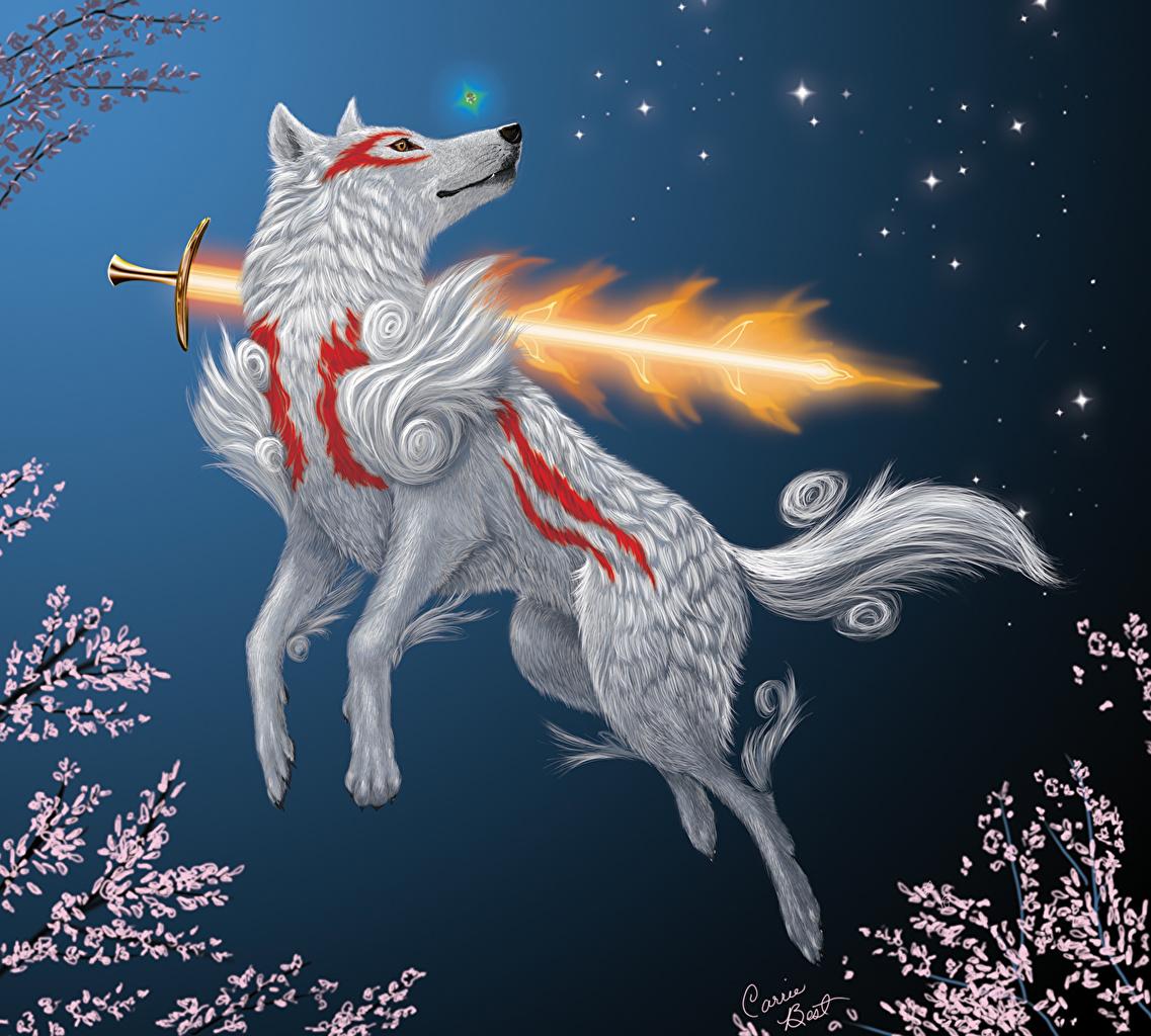 壁紙 大神 游戏 幻想动物 Ammy 游戏 奇幻作品 下载 照片