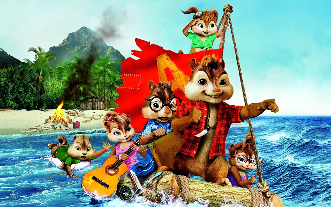 Image Alvin And The Chipmunks Cartoons