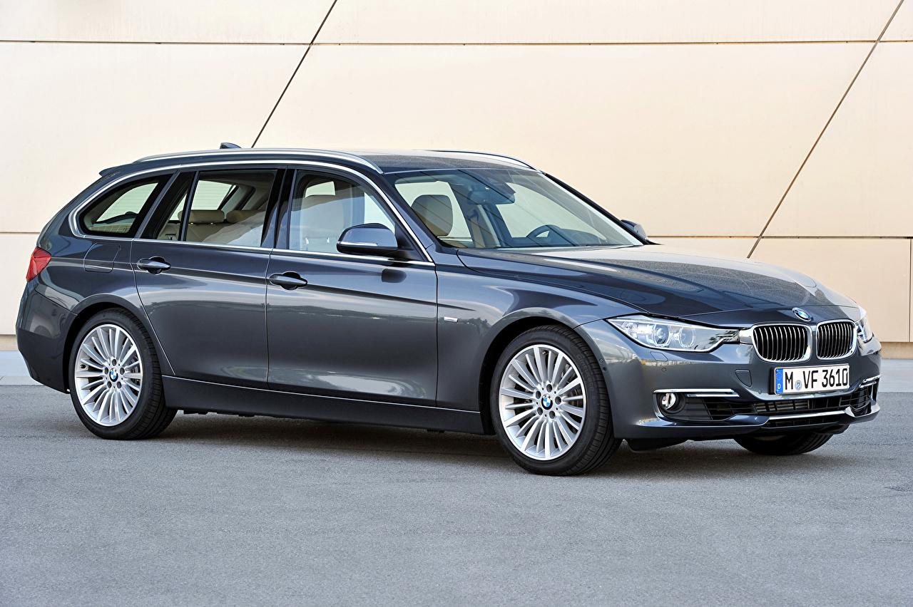 Picture BMW Tuning 2012 328i F31 (Luxury) Grey Cars Metallic gray auto automobile